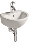 Cloakroom Basin with Bottle Trap 450