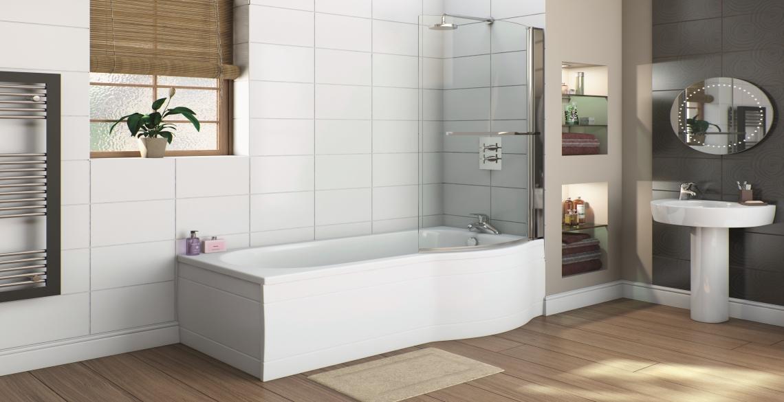Shower Baths - TG Dream Kitchens